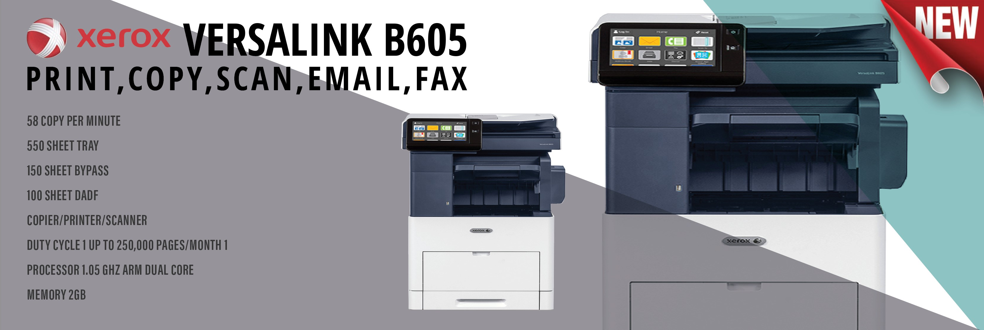 Xerox VersaLink B605 Printer