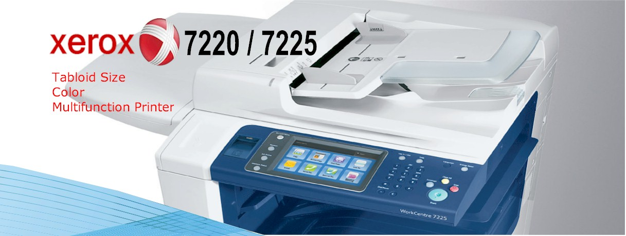 Xerox Workcentre 7220PT Color Copier