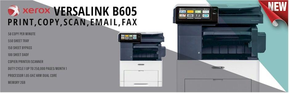 Xerox VersaLink B605/S Multifunction Printer