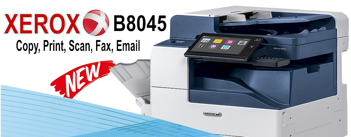 Xerox B8045 Printer