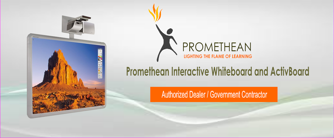 Promethean Interactive Whiteboards and Activeboards