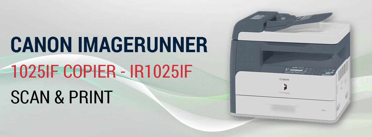 Canon ImageRunner 1025IF Copier