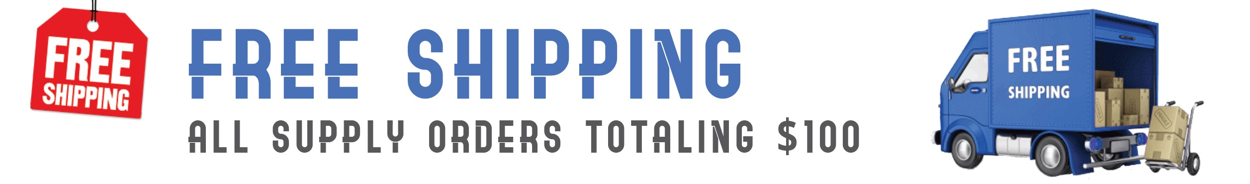 Free Supply Shipping