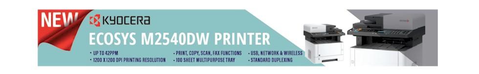 Kyocera Ecosys M2540dw MFP Printer