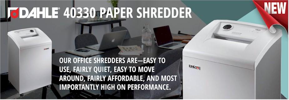 Department Paper Shredders