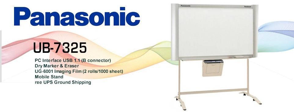 Panasonic Interactive Whiteboards