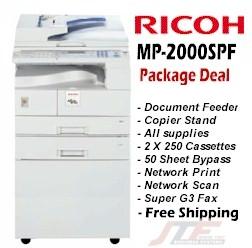 Aficio MP2000SPF