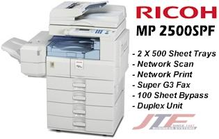 Aficio MP-2500SPF