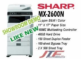 MX-2600N-Demo