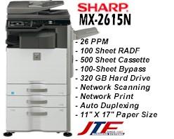 MX-2615N