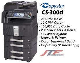 Copystar CS-250ci, cs-300ci, cs-400ci, cs-500ci