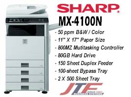 MX-4100N
