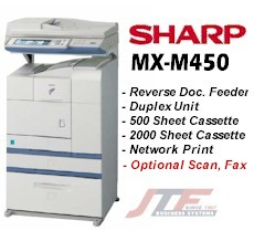 MX-M450