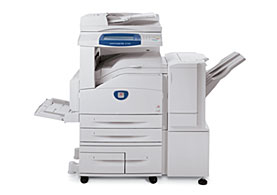 Xerox C123