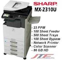 MX-2310U