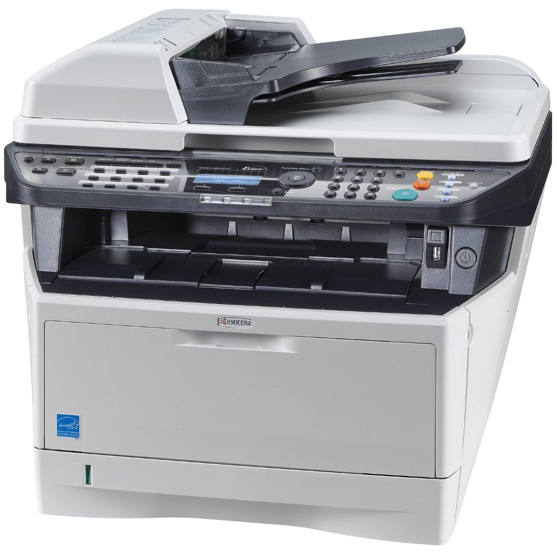 Kyocera M2035DN Printer, Copier, Scan : M2035 Discontinued M2035DN