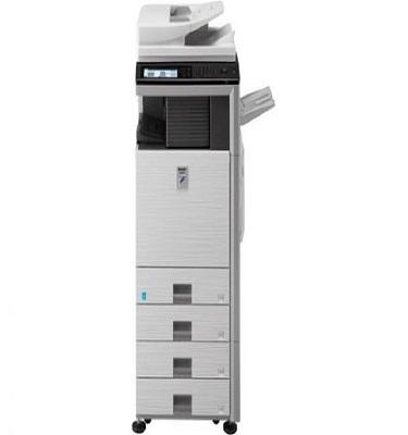 Sharp MX-M503N, MX-M503U, MX-M453N,MX-M453U, MX-M363N, MX-M363U, MX-M283N, MX-M283U, MX-5001N, MX-4101N, MX-4100N, MX-2600n
