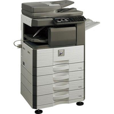 Sharp color copiers