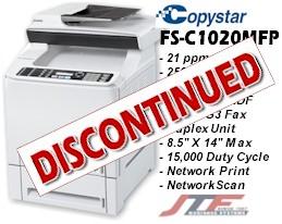 FS-C1020MFP