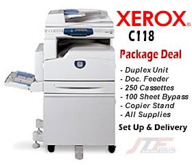 Xerox-C118