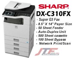 DX-C310FX