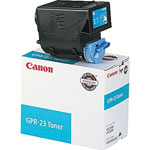 Canon 0453B003AA GPR-23 Cyan Toner Cartridge (14k Pages)