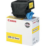 Canon 0455B003AA GPR-23 Yellow Toner Cartridge (14k Pages)