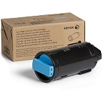 Xerox 106R03863 Cyan High Capacity Toner Cartridge (5.2K Pages)