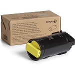 Xerox 106R03865 Yellow High Capacity Toner Cartridge (5.2K Pages)