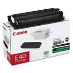 Canon 1491A002AA E40 Black Toner Cartridge (4k Pages)