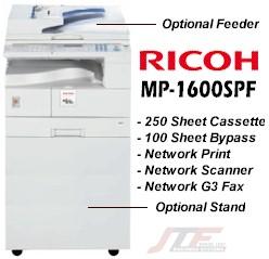 Aficio MP 1600SPF