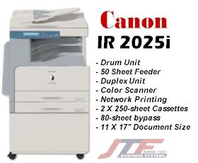 IR 2025i