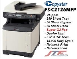 FS-C2126MFP