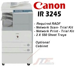 DRIVERS: CANON IR3245 PRINTER