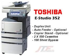 Drivers estudio toshiba e studio 352 copier e studio352 e studio 352