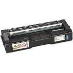 Ricoh 407540 Cyan Toner Cartridge (2.3K Pages)