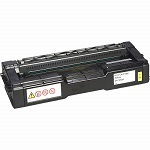 Ricoh 407542 Yellow Toner Cartridge (2.3K Pages)