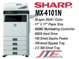 MX-4101N