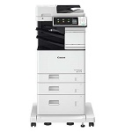 Canon imageRUNNER ADVANCE 525iFZ lll Monochrome Laser Multifunction Printer w/ Finisher