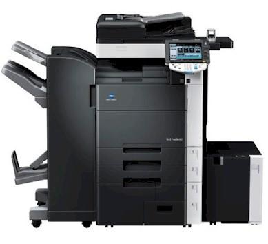 Minolta Bizhub 554e Copier: Konica Minolta 554e Printer Minolta Bizhub 554e