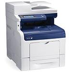 Xerox WorkCentre 6605/DN Color Multifunction Printer - 6605DN Color Copier