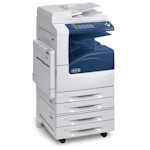 NEW Xerox WorkCentre 7120/7220 Color Copier Printer @ 20 ppm,