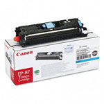 Canon 7432A005AA EP-87 Cyan Toner Cartridge (4k Pages)