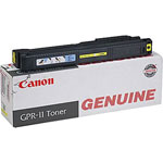 Canon 7626A001AA GPR-11 Yellow Toner Cartridge (25k Pages)