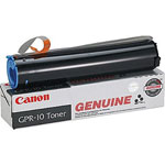 Canon 7814A003AA GPR-10 Black Toner Cartridge (5.3k Pages)