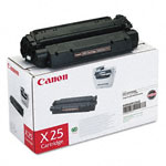 Canon 8489A001AA X25 Black Toner Cartridge (2.5k Pages)
