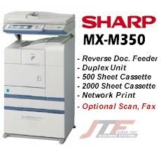 SHARP AR M350 TREIBER HERUNTERLADEN