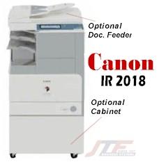 CANON IR2018 DRIVER