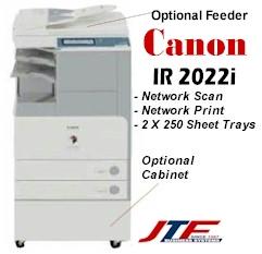CANON IR2022I DRIVER FREE