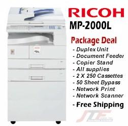 Aficio MP2000L,